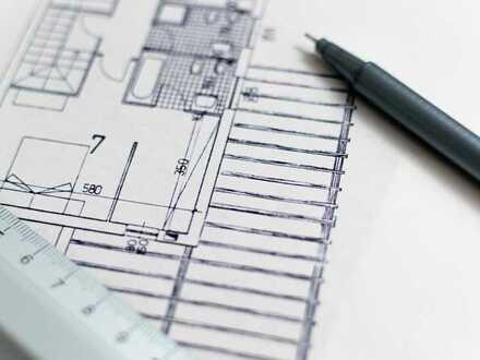 Grundstück für Mehrfamilienhaus in Neuhausen mit genehmigter Bauvoranfrage