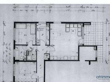 3,8 % Soll-Rendite! Großzügige 3-Zimmer-Wohnung mit Terrasse und Garage. Beliebte Lage von Hilden.
