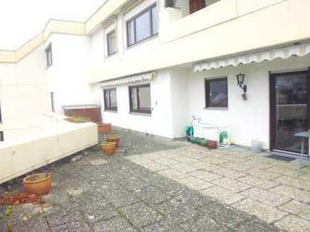 4,5-Zimmer-Whg. mit 60 qm Terrasse, genialer Blick, luxuriös mit Schwimmbad und Sauna im Haus
