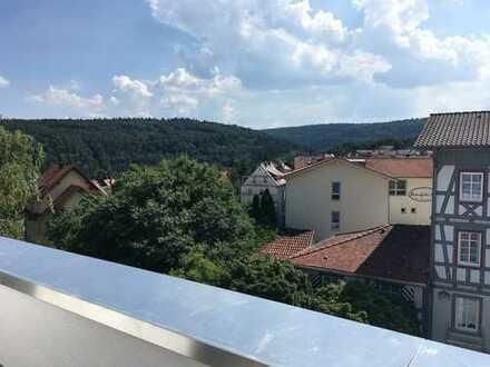 Über den Dächern von Birkenfeld - 4,5-Zimmer Penthousewohnung