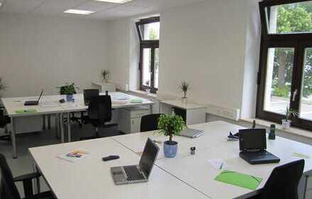 Repräsentative und auf Mieterwunsch möblierte Büroflächen zu vermieten