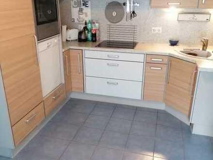 Gepflegte 3-Raum-Wohnung mit Einbauküche in Mahlberg, Ideal für Paare