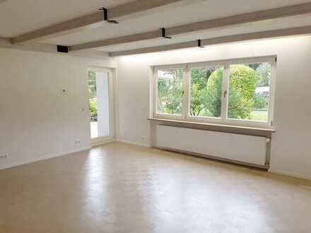 Sanierte ruhige EG-Wohnung mit Terrasse und Garten in Bad Wiessee