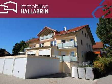 KAPITALANLAGE - Neuwertige 3-Zimmer-Eigentumswohnung mit Wintergarten, Garage und Kfz-Stellplatz