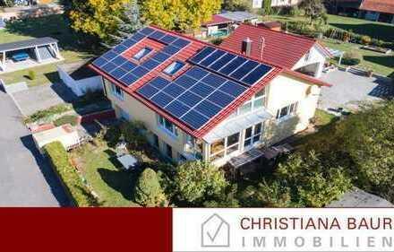 ENERGETISCH SANIERT: großzügiges Wohnhaus in Bisingen-Steinhofen
