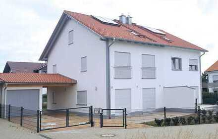 *** NEU *** Hochwertige Neubau-Doppelhaushälfte
