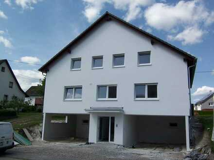 Erstbezug Doppelhaushälfte Dietingen-Irslingen