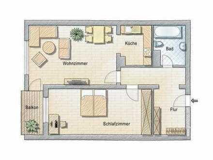 Kleine gemütliche Eigentumswohnung in Iserlohn
