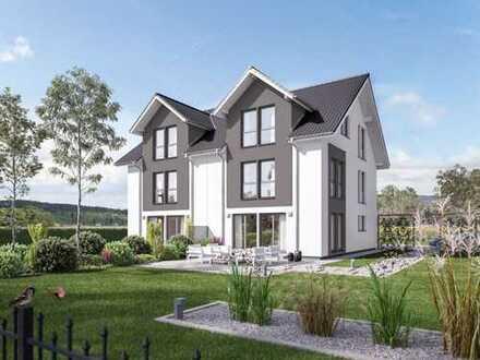 Schönes Doppelhausprojekt in Top-Lage von Gröbenzell!