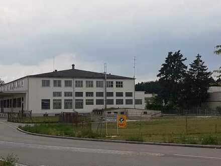 Gewerbehalle für Lagerhaltung und Spedition