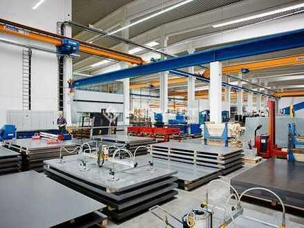 Hochwertige Produktionsfläche in einem Gewerbegebiet