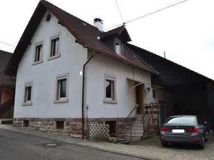 *** Einfamilienhaus in Gaggenau/Hörden sucht neuen Mieter ***