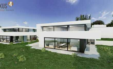 Exklusive Vierzimmerwohnung mit Terrasse und Garten - Haus B