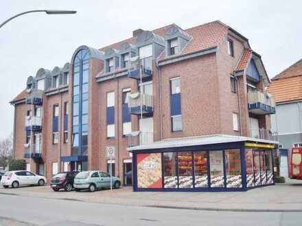 2-Zimmer-Souterrain-Wohnung in Vreden zu vermieten