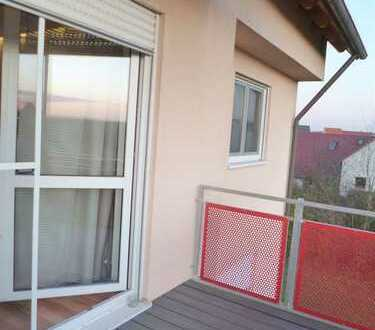 Sehr schöne 4Z Eigentumswohnung mit schicker EBK und Balkon