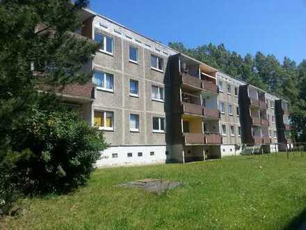 Helle 4 Zimmer Wohnung mit Wannenbad und Balkon, 1.Monat mietfrei