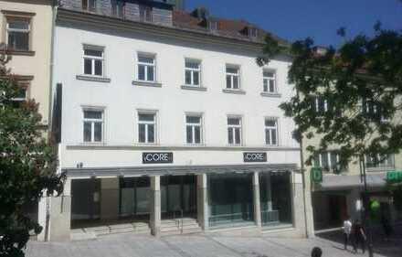 Große Verkaufsfläche in TOP-Lage in der Fußgängerzone – Altstadt von Hof