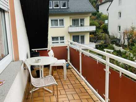 **Schöne 3 Zimmerwohnung mit Balkon **