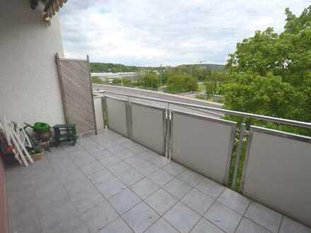 Aufzugversorgte 3,5-Zimmer-Wohnung mit Garage in fußläufiger Nähe zur Innenstadt von Biberach
