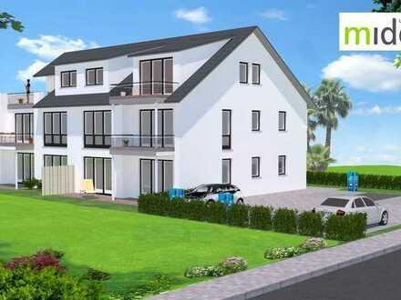 Vorankündigung: Midori. Moderne 3 Zimmerwohnung in beliebter Wohnlage von Bad Soden-Salmünster