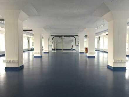 S1-Laborfläche mit Möglichkeit auf Aufstufung zu S2/S3 (Erweiterung auf 550 m² möglich)