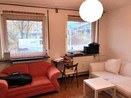 **Kapitalanleger aufgepasst** Vermietete 1-Zimmer Wohnung in Neckarstadt-Ost / Wohlgelegen
