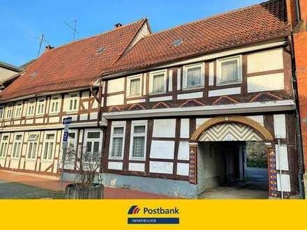 Stadthaus mit Altbaucharme!