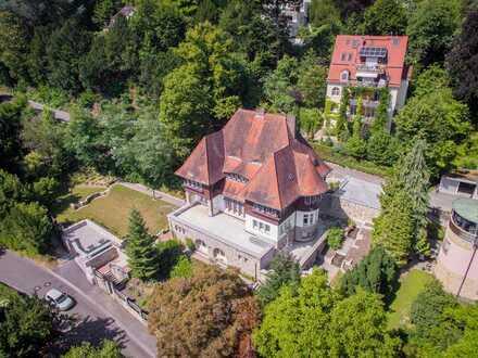 Arbeiten und Wohnen in Freiburgs bester Lage! (insg. 527m²)