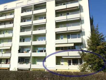 Vermietete 3,5-Zimmer-Wohnung mit Garage in zentraler Lage in Hersbruck