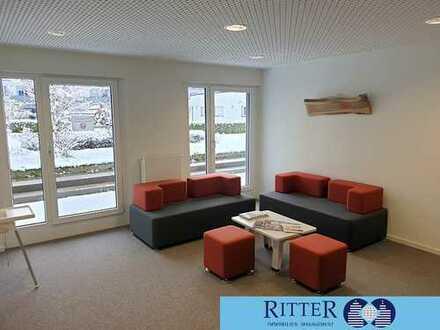 OBERSENDLING - Neuer Bürostandort im Münchner Süden! * Effiziente Büroflächen - PROVISIONSFREI