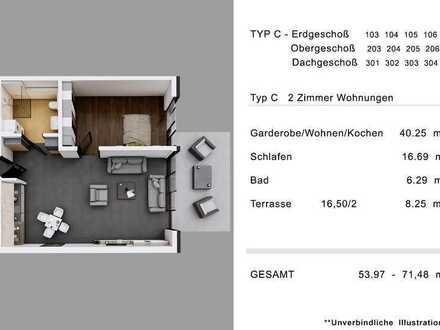 """Seniorenresidenz """"Lochenblick"""" Betreutes Wohnen in Balingen-Weilstetten."""