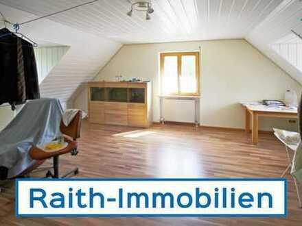 Interessantes EFH in Polsingen - teils vermietet (bis 2022)