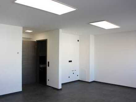 Modernes Büro in praktikabler Größe