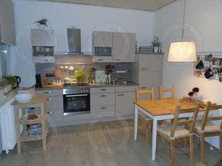 Zentrumsnahe, schön geschnittene, helle Wohnung im 1. Obergeschoss!