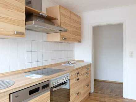 Gemütliche 2-Zimmer-Wohnung mit Küche