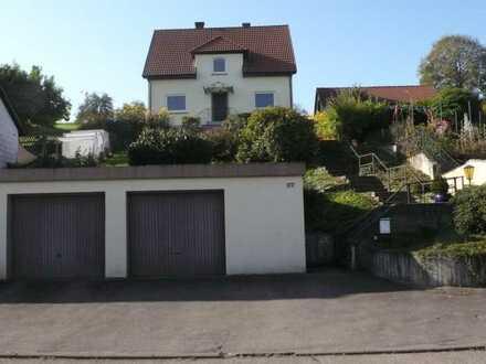Saniertes Einfamilienhaus mit sieben Zimmern und Einbauküche in Bad Rappenau, Heilbronn (Kreis)