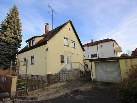*RESERVIERT* Einfamilienhaus in Bahnhofsnähe