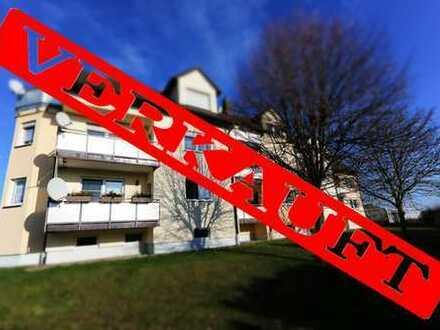 Herrlich gelegene 3-Zimmer Eigentumswohnung am Ortsrand von Meeder!!!