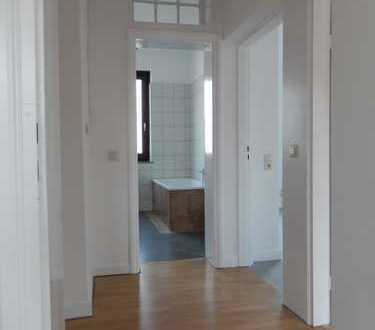 101 qm Wohnung + 11qm Büroraum, Westl. Ringgebiet., Balkone in Planung