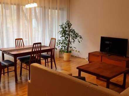 Stadtvilla Südbalkon, ideal für Pendler, Vollmöbiliert, ruhige Lage - ab 01.01. oder früher frei