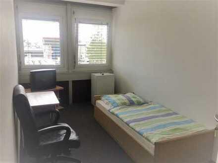 Wohnungsunterkünfte in Form von Einzelzimmer in Ingolstadt