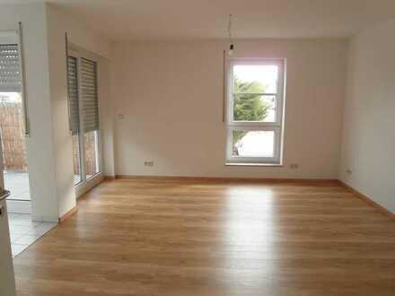 Gepflegte 2-Zimmer-Wohnung mit Terrasse in Rauenberg