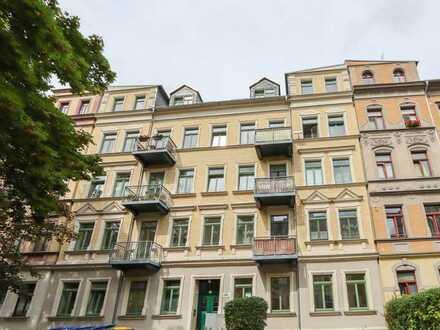 +++ Top gepflegte 2-Zimmerwohnung mit Balkon in bester Lage +++