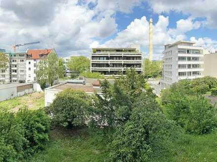 Zentrale 2-Zimmer Eigentumswohnung in Heidelberg-Weststadt