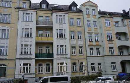Saniertes denkmalgeschütztes MFH aus der Gründerzeit in bevorzugter Wohnlage von Chemnitz