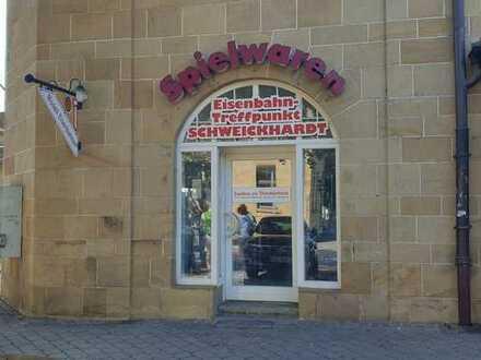 Ladenfläche im Herzen Obertürkheims