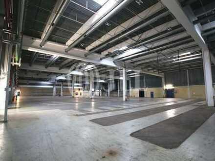 Hallenflächen in Flughafennähe