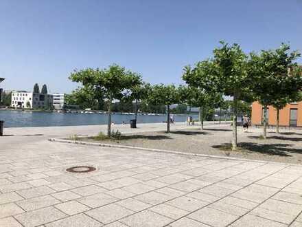 WOBAK vermittelt im Auftrag - Exklusive 2-Zimmer-Eigentumswohnung mit Seeblick