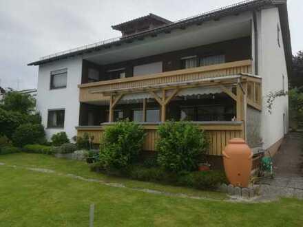 Zentrales Mehrfamilienhaus in ruhigen Wohngebiet in der Kreisstadt Deggendorf