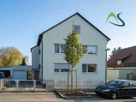 Gepflegtes Mehrfamilienhaus mit vier Wohnungen sowie Ausbaureserve auf großzügigem Grundstück